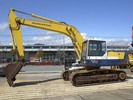 Thumbnail KOMATSU PC200-5, PC200LC-5, PC220-5, PC220LC-5 HYDRAULIC EXCAVATOR OPERATION & MAINTENANCE MANUAL (S/N: 45001 and up, 35001 and up)