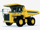 Thumbnail KOMATSU HD325-6, HD405-6 DUMP TRUCK OPERATION & MAINTENANCE MANUAL (S/N: 6188 and up, 2087 and up)