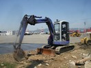 Thumbnail KOMATSU PC50UU-2 HYDRAULIC EXCAVATOR OPERATION & MAINTENANCE MANUAL (S/N: 14993 and up)