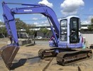 Thumbnail KOMATSU PC75UU-3 HYDRAULIC EXCAVATOR OPERATION & MAINTENANCE MANUAL