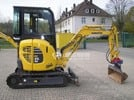 Thumbnail KOMATSU PC20MRx-1 HYDRAULIC EXCAVATOR OPERATION & MAINTENANCE MANUAL (S/N: 10001 and up)