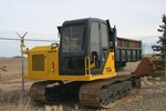 Thumbnail KOMATSU CD60R-1 CRAWLER CARRIER OPERATION & MAINTENANCE MANUAL