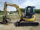 Thumbnail KOMATSU PC40MR-2, PC50MR-2 HYDRAULIC EXCAVATOR OPERATION & MAINTENANCE MANUAL