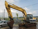 Thumbnail KOMATSU PC200-3, PC210-3, PC220-3, PC240-3, PC280-3 HYDRAULIC EXCAVATOR OPERATION & MAINTENANCE MANUAL