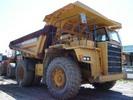 Thumbnail KOMATSU HD465-5, HD605-5 DUMP TRUCK OPERATION & MAINTENANCE MANUAL (S/N: 4763 and up, 1073 and up)