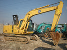 Thumbnail KOMATSU PC100-6, PC120-6, PC120LC-6, PC130-6 HYDRAULIC EXCAVATOR SERVICE SHOP REPAIR MANUAL