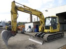 Thumbnail KOMATSU PC138US-8, PC138USLC-8 HYDRAULIC EXCAVATOR SERVICE SHOP REPAIR MANUAL