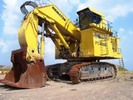 Thumbnail KOMATSU PC4000-6 HYDRAULIC MINING SHOVEL SERVICE SHOP REPAIR MANUAL (S/N: 8155)