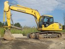 Thumbnail KOMATSU PC160LC-7 HYDRAULIC EXCAVATOR OPERATION & MAINTENANCE MANUAL