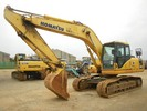 Thumbnail KOMATSU PC200-7, PC200LC-7, PC220-7, PC220LC-7 HYDRAULIC EXCAVATOR OPERATION & MAINTENANCE MANUAL
