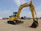 Thumbnail KOMATSU PC78MR-6 HYDRAULIC EXCAVATOR OPERATION & MAINTENANCE MANUAL