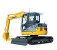Thumbnail KOMATSU PC78US-6 HYDRAULIC EXCAVATOR OPERATION & MAINTENANCE MANUAL (S/N: 7615 and up)