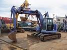 Thumbnail KOMATSU PC128UU-2 HYDRAULIC EXCAVATOR OPERATION & MAINTENANCE MANUAL (S/N: 6290 and up)