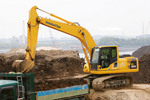 Thumbnail KOMATSU PC200-8, PC200LC-8, PC220-8, PC220LC-8 HYDRAULIC EXCAVATOR OPERATION & MAINTENANCE MANUAL