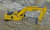 Thumbnail KOMATSU PC600-8, PC600LC-8 HYDRAULIC EXCAVATOR OPERATION & MAINTENANCE MANUAL