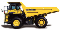 Thumbnail KOMATSU HD325-7, HD405-7 DUMP TRUCK OPERATION & MAINTENANCE MANUAL