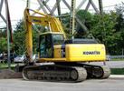 Thumbnail KOMATSU PC270-8 HYDRAULIC EXCAVATOR OPERATION & MAINTENANCE MANUAL