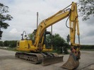 Thumbnail KOMATSU PC130-7 HYDRAULIC EXCAVATOR OPERATION & MAINTENANCE MANUAL