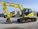 Thumbnail KOMATSU PC160LC-7E0 HYDRAULIC EXCAVATOR OPERATION & MAINTENANCE MANUAL
