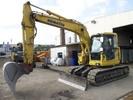 Thumbnail KOMATSU PC138US-8, PC138USLC-8 HYDRAULIC EXCAVATOR OPERATION & MAINTENANCE MANUAL