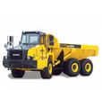 Thumbnail KOMATSU HM300-2 ARTICULATED DUMP TRUCK OPERATION & MAINTENANCE MANUAL (S/N: 2481 and up)