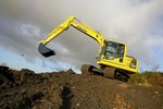 Thumbnail KOMATSU PC130-8 HYDRAULIC EXCAVATOR OPERATION & MAINTENANCE MANUAL