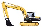 Thumbnail KOMATSU PC150-6K, PC150LC-6K HYDRAULIC EXCAVATOR OPERATION & MAINTENANCE MANUAL (S/N: K32001 and up)