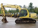 Thumbnail KOMATSU PC150-6K, PC150LC-6K HYDRAULIC EXCAVATOR OPERATION & MAINTENANCE MANUAL (S/N: K34001 and up)