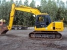 Thumbnail KOMATSU PC130-6K, PC150LGP-6K HYDRAULIC EXCAVATOR OPERATION & MAINTENANCE MANUAL