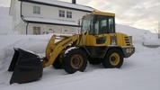 Thumbnail KOMATSU WA85-3 WHEEL LOADER OPERATION & MAINTENANCE MANUAL (S/N: HA960166 and up)