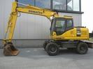 Thumbnail KOMATSU PW160-7H WHEELED EXCAVATOR SERVICE SHOP REPAIR MANUAL