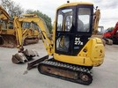 Thumbnail KOMATSU PC27R-8 DELUXE HYDRAULIC EXCAVATOR OPERATION & MAINTENANCE MANUAL (S/N: F31103 and up)