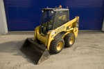 Thumbnail KOMATSU SK714-5 SKID-STEER LOADER OPERATION & MAINTENANCE MANUAL (S/N: 37AF00004 and up)