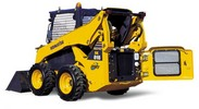Thumbnail KOMATSU SK820-5 turbo SKID-STEER LOADER OPERATION & MAINTENANCE MANUAL