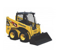 Thumbnail KOMATSU SK815-5 TURBO SKID-STEER LOADER OPERATION & MAINTENANCE MANUAL (S/N: 37BTF00224 and up)