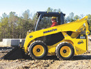 Thumbnail KOMATSU SK820-5 TURBO SKID-STEER LOADER OPERATION & MAINTENANCE MANUAL (S/N: 37BTF50101 and up)