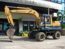 Thumbnail KOMATSU PW100-3 HYDRAULIC EXCAVATOR OPERATION & MAINTENANCE MANUAL
