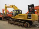 Thumbnail KOMATSU PC360-7 HYDRAULIC EXCAVATOR SERVICE SHOP REPAIR MANUAL