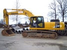 Thumbnail KOMATSU PC340-6K, PC340LC-6K, PC340NLC-6K HYDRAULIC EXCAVATOR SERVICE SHOP REPAIR MANUAL
