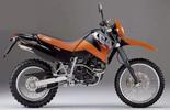 Thumbnail 2003 KTM SPORTMOTORCYCLES 640 LC4 ENDURO / 640 LC4 SUPERMOTO OWNER'S MANUAL