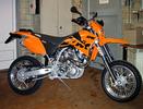 Thumbnail 2003 KTM SPORTMOTORCYCLES 660SMC OWNER'S MANUAL