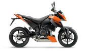 Thumbnail 2008 KTM 690 DUKE MOTORCYCLE OWNER'S MANUAL