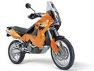 Thumbnail 2004 KTM 950 ADVENTURE MOTORCYCLE OWNER'S MANUAL