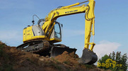 Thumbnail New Holland E150BSR Blade Runner Hydraulic Excavators Service Repair Manual
