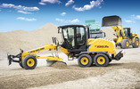 Thumbnail NEW HOLLAND F106.7 / F106.7A / F156.7 / F156.7A GRADER Tier 3 SERVICE REPAIR MANUAL