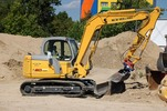 Thumbnail New Holland E80MSR Midi Crawler Excavator Service Repair Manual