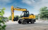 Thumbnail New Holland WE190, WE210 - WE210 Industrial, WE230 - WE230 Industrial Wheeled Excavators Service Repair Manual
