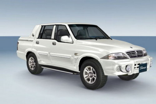 Ssangyong Musso Sport Service Repair Manual Download