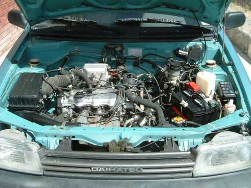 Daihatsu       Charade    Type CB    Engine     CB23  CB61  CB80  Service Repair Manual Download     Tradebit