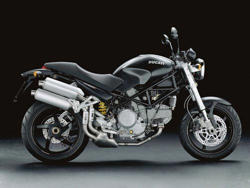 Ducati Monster Dark Manual
